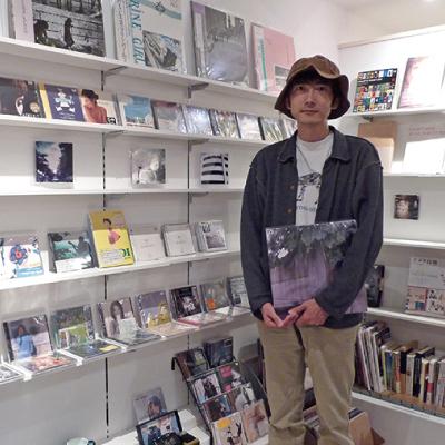 川村 伸(文字愛ください。~もじをデザインするアート展~)
