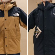 GREENHOUSE EPO THE NORTH FACE Mountain Light Denim Jacket販売のお知らせ